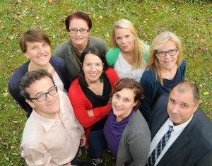 Gruppenfoto Team 8